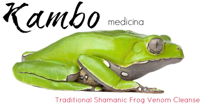 Kambo is a traditional shamainc frog vemon cleanse that is known to be healing to body, mind and spirit.
